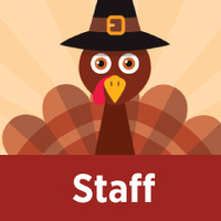 TCC Staff Thanksgiving Break