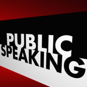 Overcome America's Worst Fear ... Public Speaking