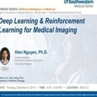 AIM Seminar Series: Deep Learning & Reinforcement Learning for Medical Imaging