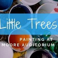 Happy Little Trees: Painting at Moore