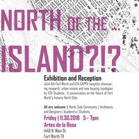 CAPPA Exhibit: 'North of the Island'