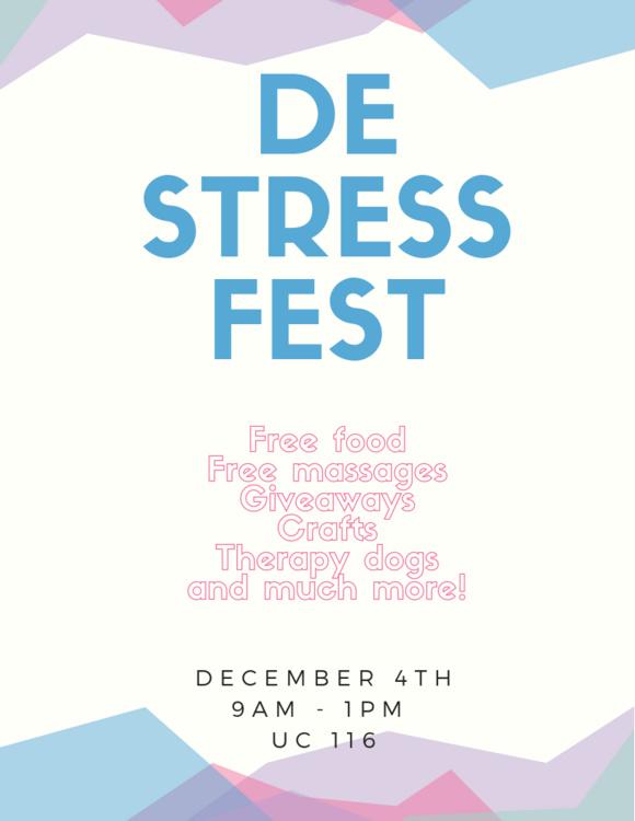 DeStress Fest