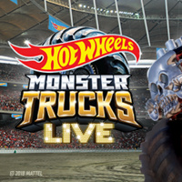 Hot Wheels Monster Trucks Live!
