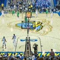 University of Delaware Men's Basketball at Northeastern University
