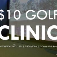 $10 Golf Clinic