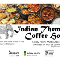 Indian Themed Coffee Hour