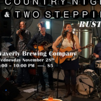 "Country Night & Two-Stepping at Waverly Brewing Company // Post-Thanksgiving ""Dance off the Leftovers"""
