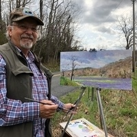 Painting the Valley: An Afternoon with Andrei Kushnir