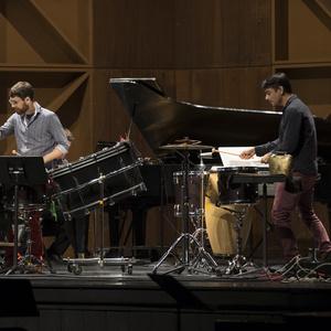 Student Recital: Henrique Batista, percussion