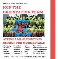 OTEAM Info Session