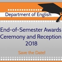 End of Semester Award Ceremony and Reception