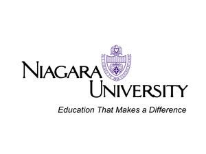 Niagara University Transfer Advisor at NCCC