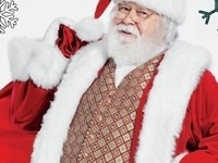 It's Santa Photo Time