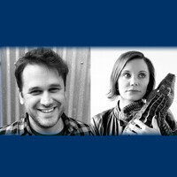 Canceled: Single Voice Reading Series: Dean Bakopoulos and Alissa Nutting