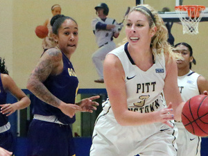 Pitt - Johnstown: Basketball doubleheader vs. Kutztown