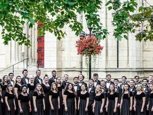 Heinz Chapel Choir Campus Holiday Concert