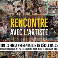 Meet the Artist - Cecile Balsem