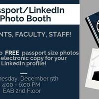 Passport/LinkedIn Photo Booth