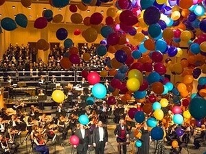 Big Band And Beethoven: New Year's Celebration