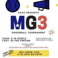 MG3 Dodgeball Tournament