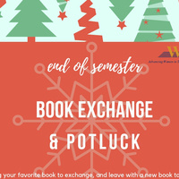 WTS End of Semester Book Exchange & Potluck