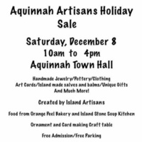 Aquinnah Artisans Holiday Sale