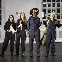 International Theatre Program: Revolt.  She Said. Revolt Again.