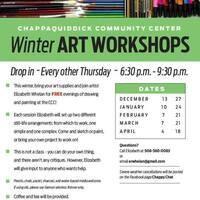 Winter Art Workshops