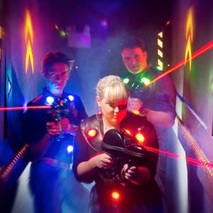 Gate Night Trip: Laser Tag at Wonderworks