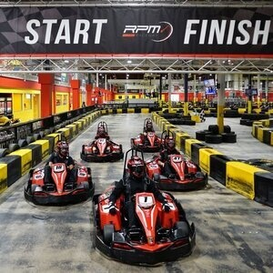 Gate Night Trip: RPM Raceway Go-Karting