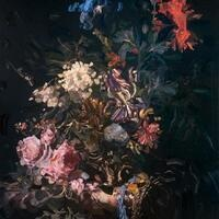 """Meet the Professor -TIFFANY CALVERT  """"Low Resolution: Making Paintings in an Expanded Field"""