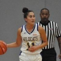 JWU Women's Basketball vs. St. Thomas