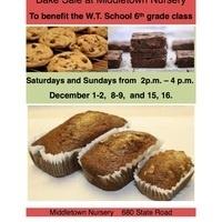 Bake Sale Benefit