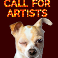 """Call for Artists: """"Through a Dog's Eyes"""" Exhibition"""