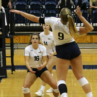 Women's Volleyball vs  Coker College