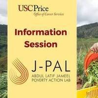 Info Session: Abdul Latif Jameel Poverty Action Lab (J-PAL)