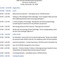 CEPCEB Awards Symposium