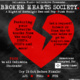 Broken Hearts Society: A Nostalgic Night of Emo and Pop-Punk Music