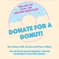 Donate for a Donut!