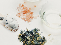 Mindfulness Series: Self Care - Teas for Bath and Body