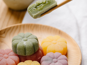 Mindfulness Series: Wagashi - the Art of Japanese Tea Sweets
