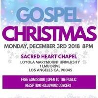 Gospel Choir Christmas Concert