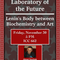 Laboratory of the Future: Lenin's Body between Biochemistry and Art