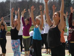 Vinyasa Yoga Rec Relief Class
