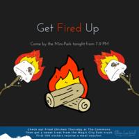 Stress Less Week: Get Fired Up