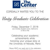 Unity Graduate Celebration