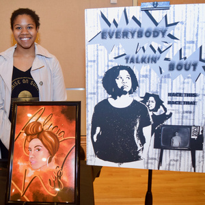 Black History Month Kickoff: The Black Art Experience (B.A.E)