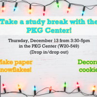 PKG Snowflake Study Break