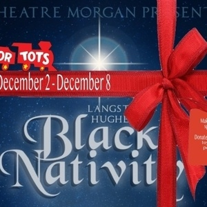 Theatre Morgan presents Langston Hughes'  BLACK NATIVITY