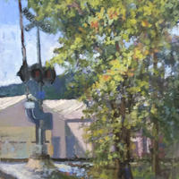 Winter 2019 Painting Classes with Curney Nuffer